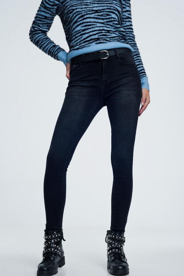Superzachte skinny jeans